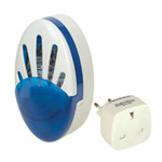 Plug in Insect Killer With Travel Adaptor x 1 off pack